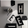 Design Letters Letter kaart - O