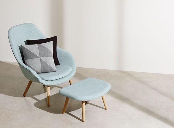 Mee met de kleuren van 2016 met hay stoelen nordic for Leuke stoel voor slaapkamer