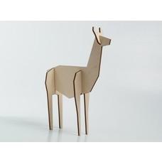 Atelier Pierre Nordic houten puzzel Lama