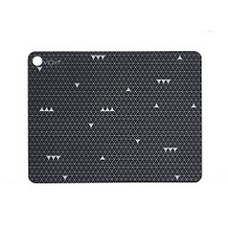 OYOY Placemats - Grey Line