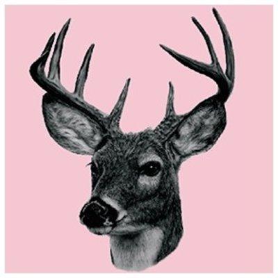 Tile Junkie Tegelsticker Deer