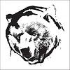 Tile Junkie Tegelsticker Bear