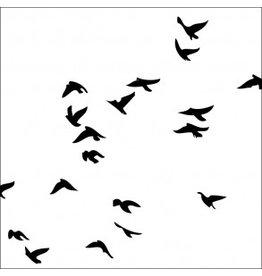 Tile Junkie Tegelsticker small birds