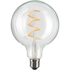 NUD LED spiral globe