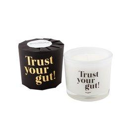 Me&Mats Geurkaars - gold - trust your gut