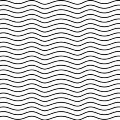 Tile Junkie Tegelsticker Waves