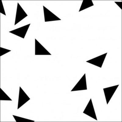 Tile Junkie Tegelsticker Triangle