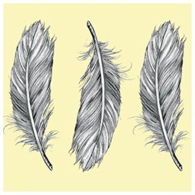 Tile Junkie Tegelsticker Feathers