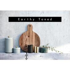 Earthy Toned