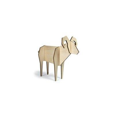 Atelier Pierre Nordic houten puzzel Ram medium