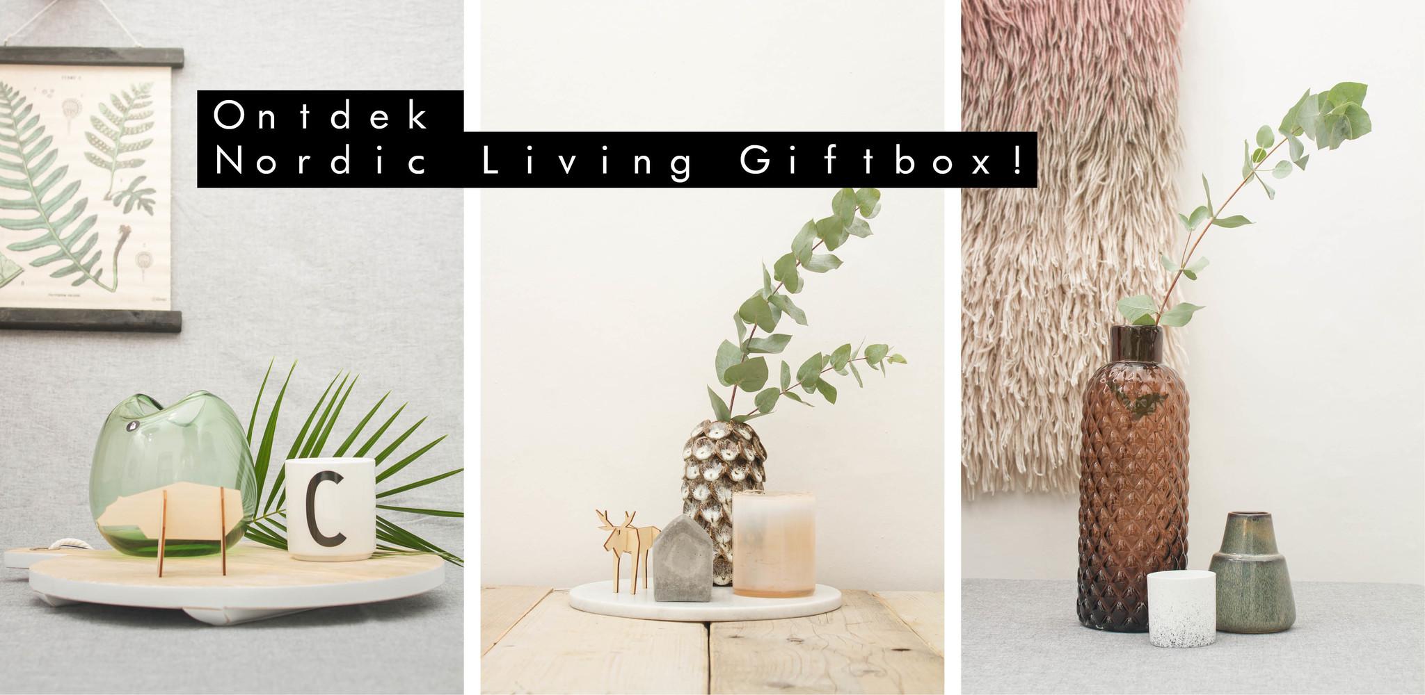 Giftbox   een compleet wooncadeau voor jezelf of iemand die je ...