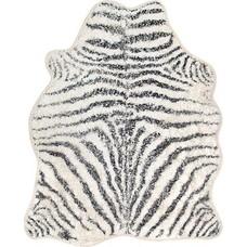 HK Living Zebra badmat