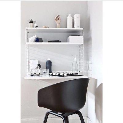 String Furniture: wandrekken & modulair kastensysteem | Nordic Living Werkplek