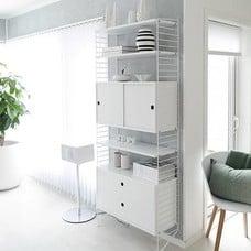 String Furniture: wandrekken & modulair kastensysteem | Nordic ...