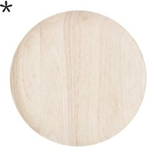Bloomingville Serveerbord Rubberwood groot
