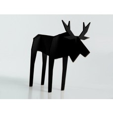 Atelier Pierre Nordic Puzzel Eland Medium Zwart