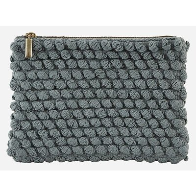 House Doctor Clutch, Tofted, Grijs, 22 x 15