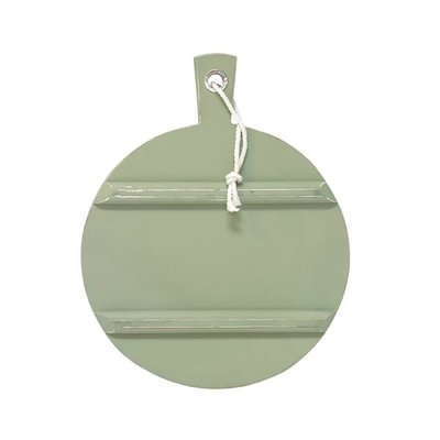 HK Living Broodplank M, olive green