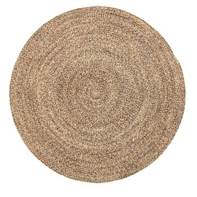 Bloomingville Rond vloerkleed Wool
