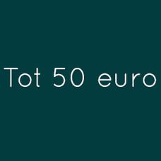 Cadeaus tot 50 euro