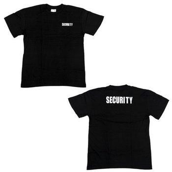 T-shirt security voor beveiliging
