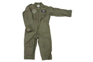 Kinder pilot overall