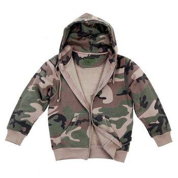 Kinder camouflage vest