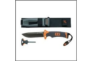 BG Ultimate Fine Edge Knife