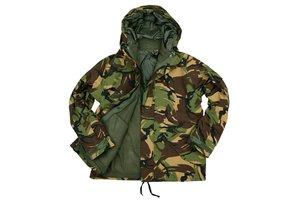Militaire parka Nederlandse Camouflage