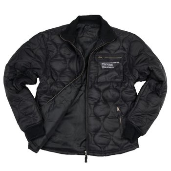 Cold weather jacket zwart