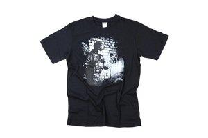 T-shirt 101 INC soldier skull