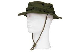 Bush hoed de luxe ripstop Groen