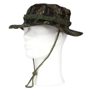 Bush hoed de luxe ripstop tiger stripe