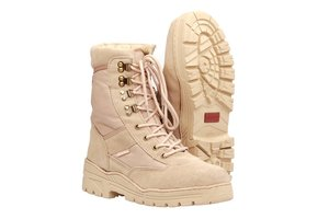 Sniper boots Khaki