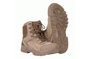 Recon boots medium-high Coyote