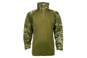 Tactical shirt UBAC multi camouflage