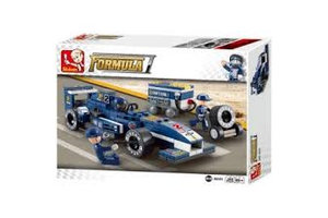 Sluban F1 Racing car M38-B0351