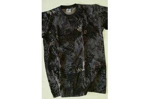 T-shirt Black Snake Camo