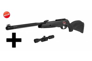 Gamo Black Maxxim IGT Mach 1 5.5mm incl. 3-9X40 richtkijker