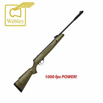 Webley VMX D-Ram Ody Green 4.5mm