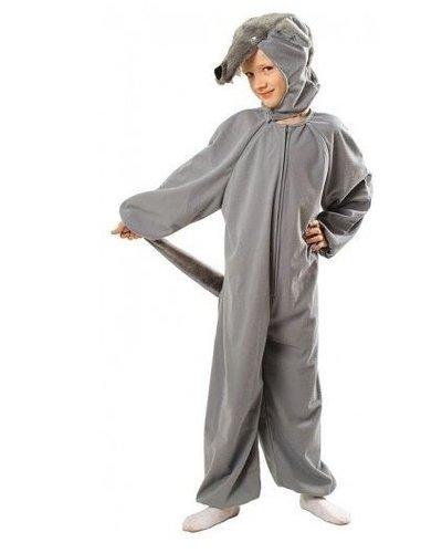 Magicoo Wolven kostuum kind