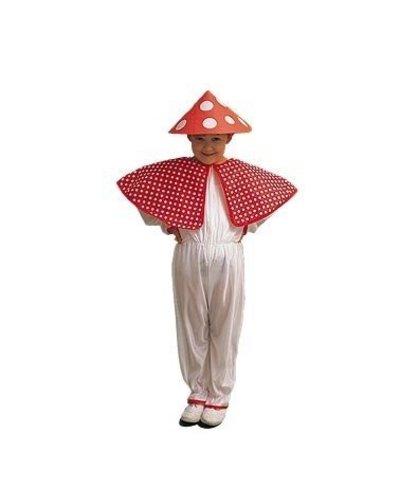 Magicoo Paddestoel kostuum voor kinderen