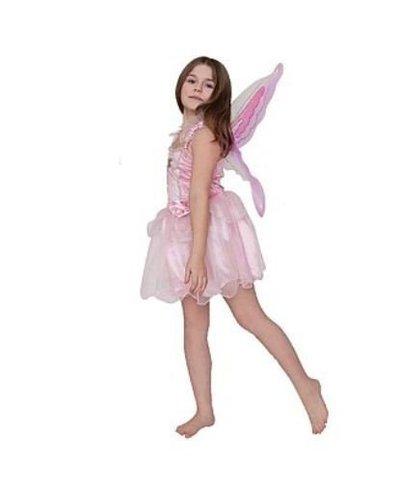Magicoo Roze elfen kostuum