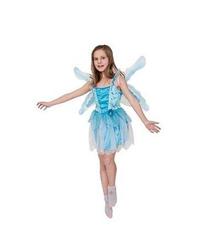 Magicoo Blauw elfen kostuum