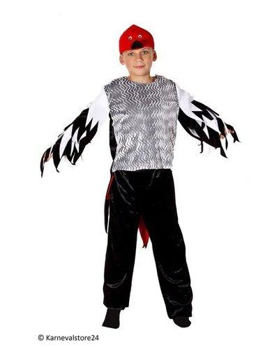 Magicoo Specht kostuum kinderen