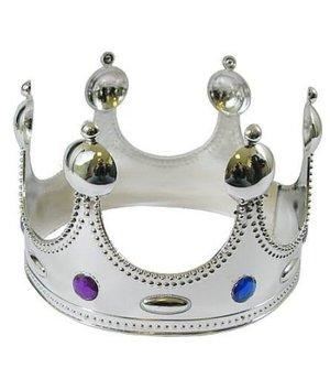 Magicoo Kroon van koning zilver