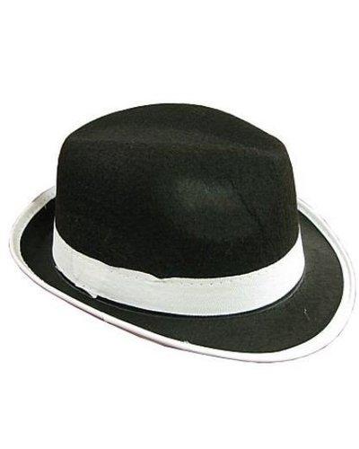 Magicoo Gangster hoed zwart