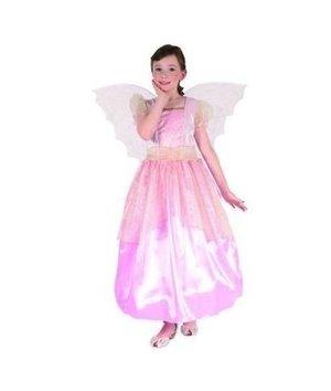 Magicoo Roze feeenjurk voor meisjes