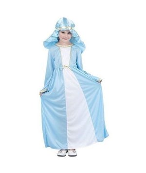 Magicoo Maria kostuum Kerstspel