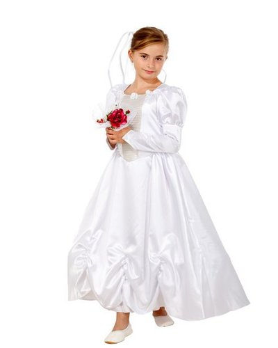 Magicoo Bruidsjurk voor kinderen